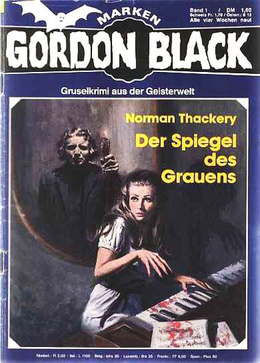 Gordon Black Band 1