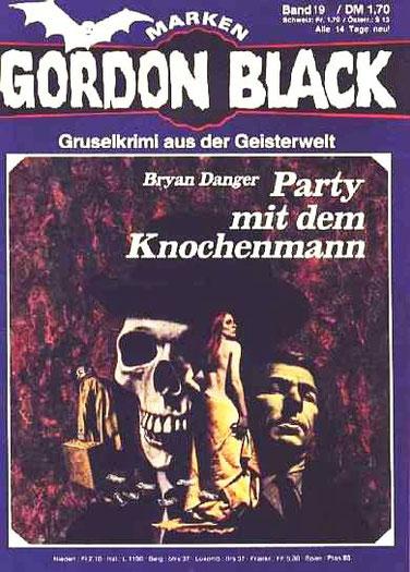 Gordon Black Band 19