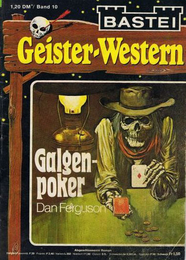 Geister-Western Band 10