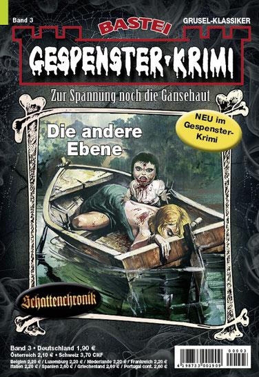 Gespenster-Krimi (Grusel-Klassiker) 3
