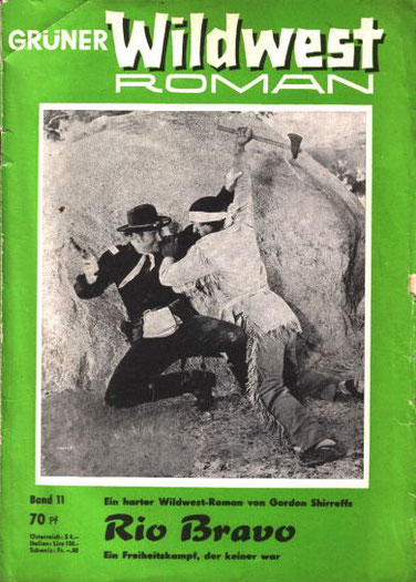 Grüner Wildwest Roman 11