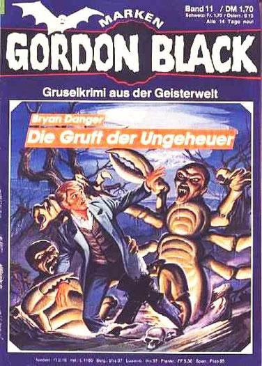 Gordon Black Band 11