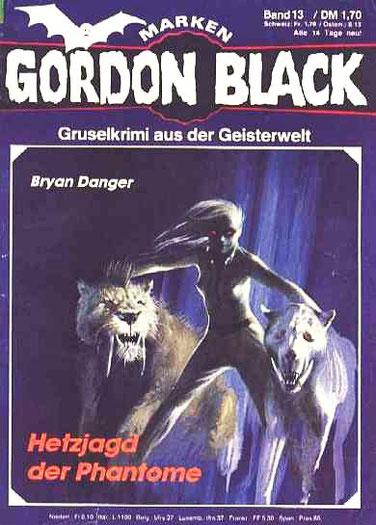 Gordon Black Band 13