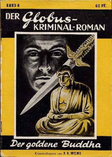 Der Globus-Kriminal-Roman Band 8
