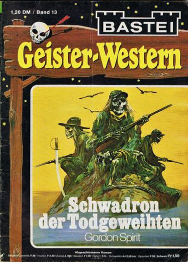 Geister-Western Band 13