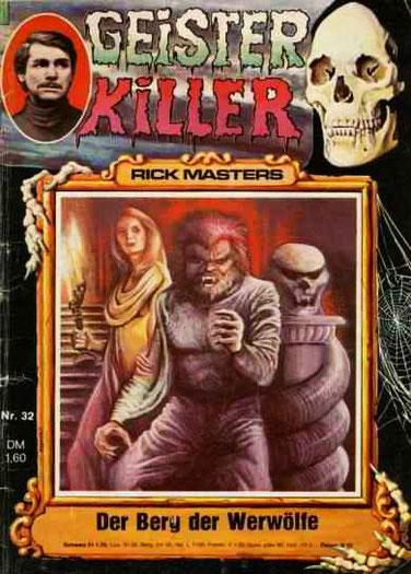 Geister Killer 32