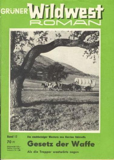 Grüner Wildwest Roman 12