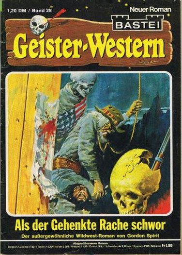 Geister-Western Band 28