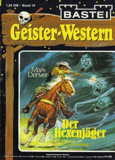 Geister-Western Band 19