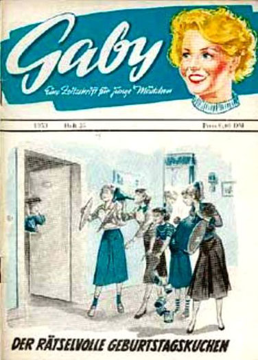 Gaby 25