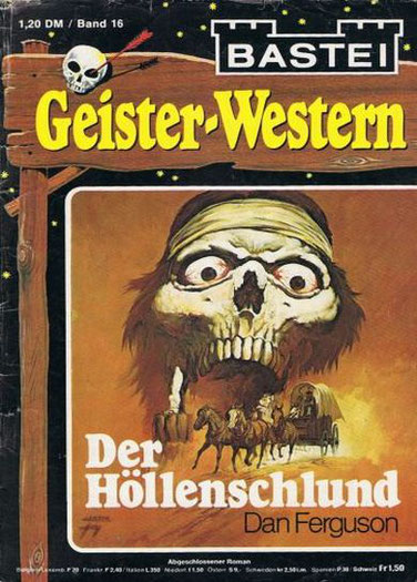 Geister-Western Band 16