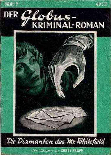Der Globus-Kriminal-Roman Band 7