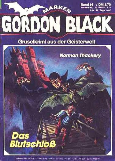 Gordon Black Band 14