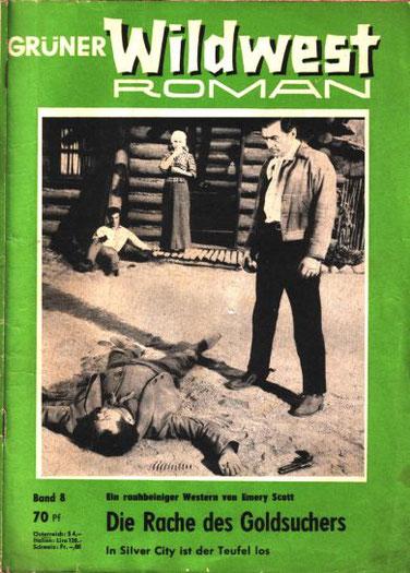 Grüner Wildwest Roman 8