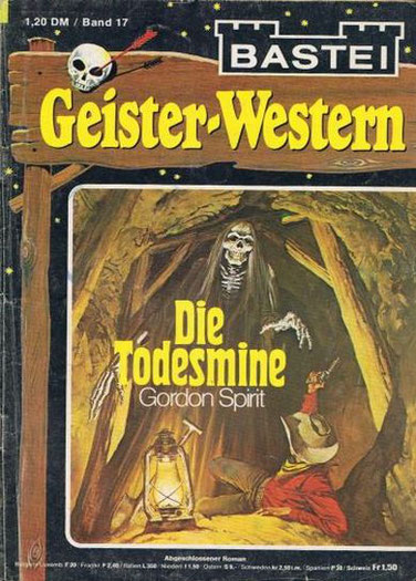 Geister-Western Band 17