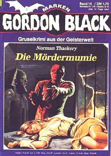 Gordon Black Band 16