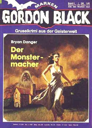 Gordon Black Band 4