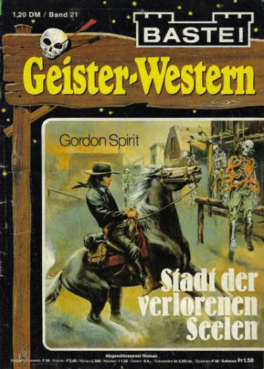 Geister-Western Band 21