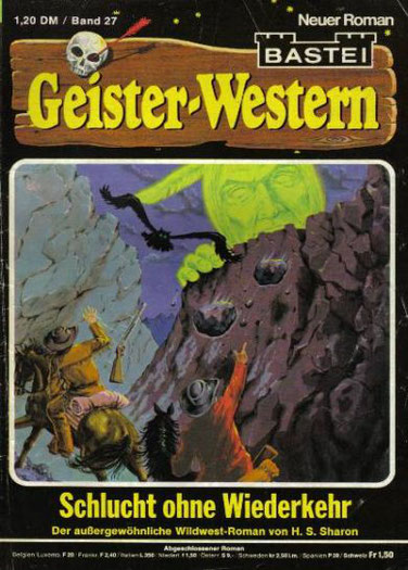 Geister-Western Band 27