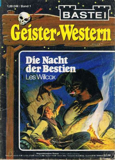Geister-Western Band 1