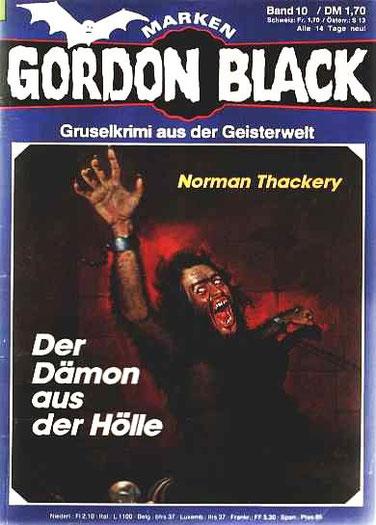 Gordon Black Band 10