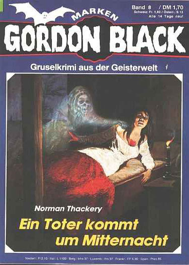 Gordon Black Band 8
