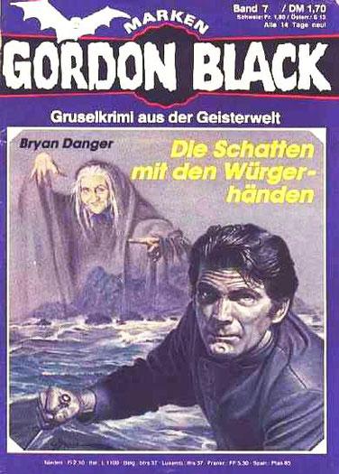 Gordon Black Band 7