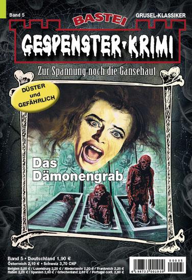 Gespenster-Krimi (Grusel-Klassiker) 5