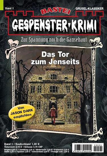Gespenster-Krimi (Grusel-Klassiker) 1