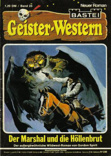 Geister-Western Band 23