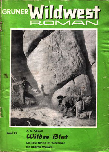 Grüner Wildwest Roman 22