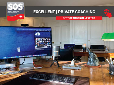 The Skipper's Online Shop   Excellent   Private Coaching   www.skippers-online.shop