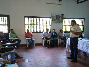 Hugo Rodríguez, Gerente Contrato Plan Sder