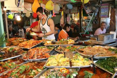 Garküche Thailand