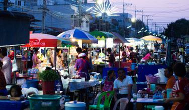 Thailand Garküchen (Streetfood Market)