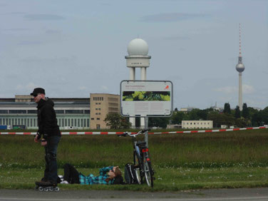 Tempelhof - Excursie - met Nederlandse gids - Berlijn - architectuur - studiereis - incentive