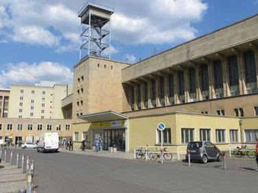 Berlijn - Tempelhof - Excursie - Nederlandstalige gids - architectuur - Tweede Wereldoorlog - Stadsontwikkeling