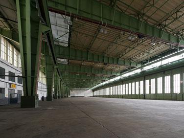 Tempelhof - excursie in Berlijn - Nederlandse gids - historie - politiek - stadsontwikkeling - architectuur