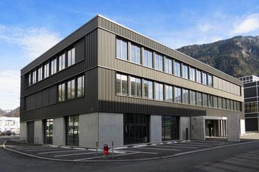 Buchli Orthopädie- und Rehatechnik, Chur - Gebäudeansicht