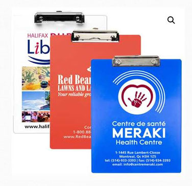PVC Printed Clipboards