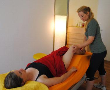Manuelle Lymphdrainage in meiner Bielefeler Praxis