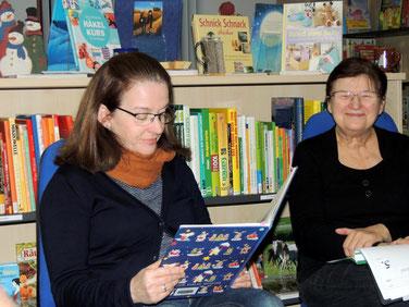 """Die fleißigen """"Vorleserinnen"""" vom Bürgerverein Weferlingen sorgten für Kurzweiligkeit."""