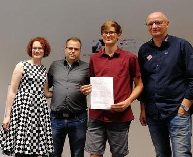 Lüneburger Schachfestival 2018, IM-Norm