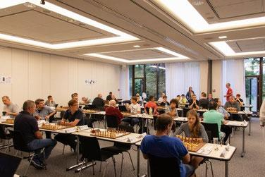 Lüneburger Schachfestival 2019, Runde 3