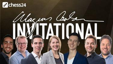 Magnus Carlsen Invitational, deutsche Kommentatoren