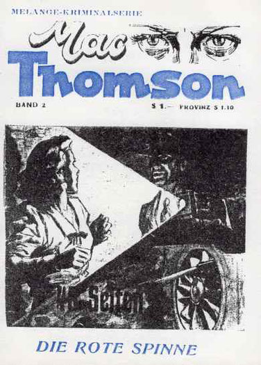 Mac Thomson 2 (Neuauflage)