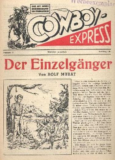 Cowboy Express 15