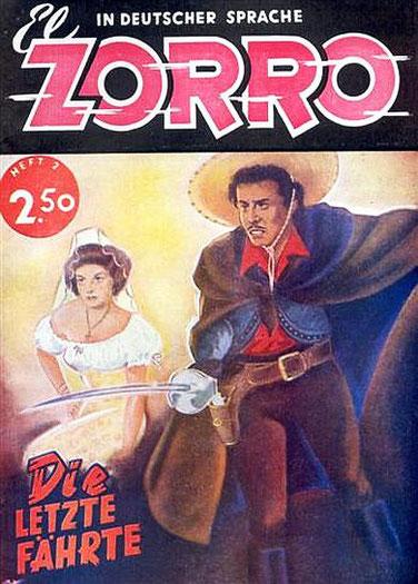 El Zorro 2