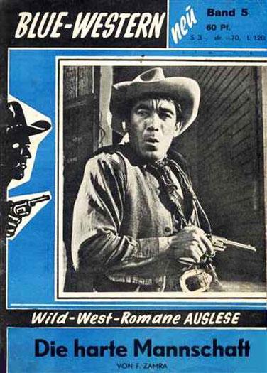Blue Western 5