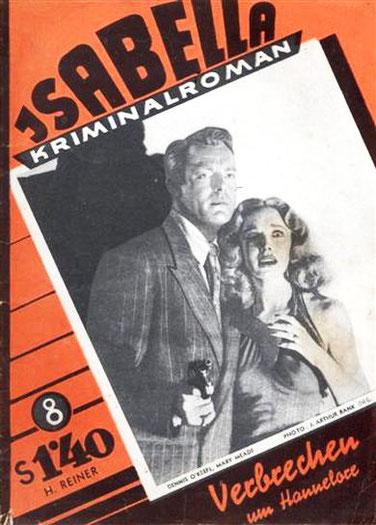 Isabella Kriminalroman 8